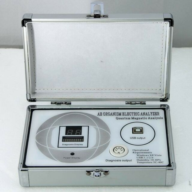 Quantum Resonance Magnetic Analyzer SUPER SALE CLOSE OUT cosmetic damage