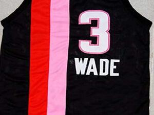 d0addef90fa5 Image is loading DWYANE-WADE-MIAMI-FLORIDIANS-RETRO-BASKETBALL-JERSEY-DWANE-