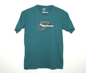 Kathmandu-Men-039-s-T-Shirt-Size-Large-Green-Enact-Regular-Fit-V-Neck