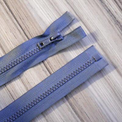 Plastic  teeth Vislon vs zip slider for no 5 chunky molded open end zip
