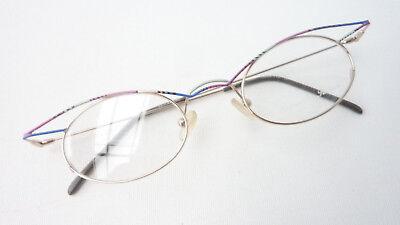 Entusiasta Occhiali Telaio Occhio Di Gatto Fuori Uso Colorate Donne Bicchieri Piccoli Ovale Taglia L-mostra Il Titolo Originale Sconti Prezzo