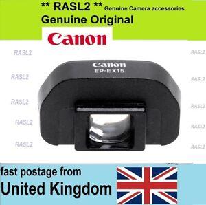 Genuine-Canon-EP-EX15-Eyepiece-Extender-EEOS-350D-400D-40D-50D-60D-5D-MkII-1D