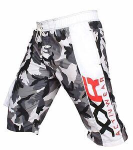 4744a7db16 Urban Camo Dri-Board Shorts Swim Shorts Casual Clothing Beach Summer ...