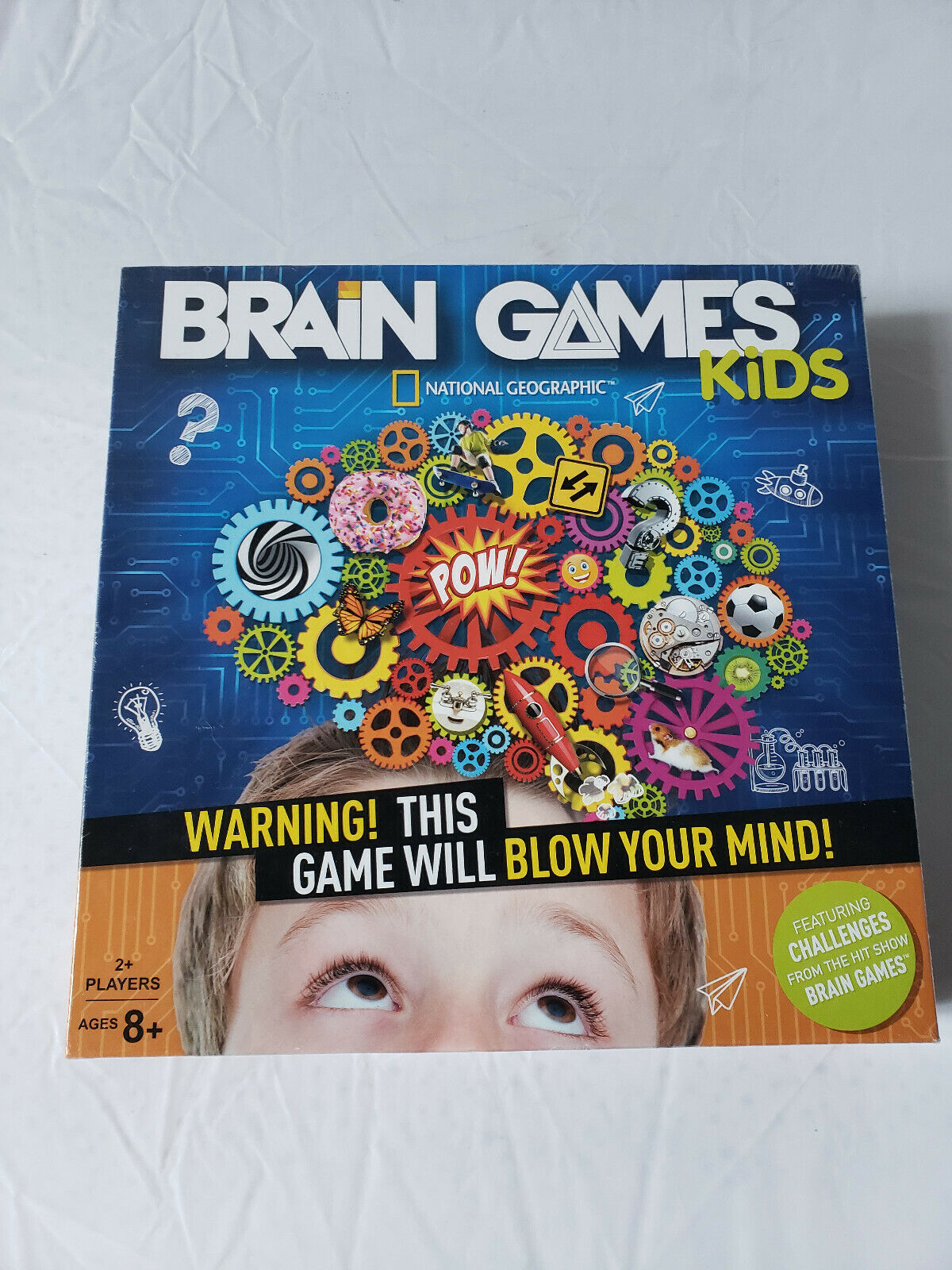 Buffalo Games Brain Games Kids - National Geographic 2