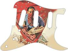Stratocaster Pickguard Custom Fender SSS 11 Hole Guitar Pick Guard Highway Thief