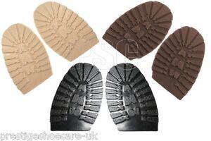 4d50aa319d2 Details about DIY SHOE REPAIR SHOE SOLES for WALKING HIKING LUMBERJACK  BOOTS HARD WEARING SOLE