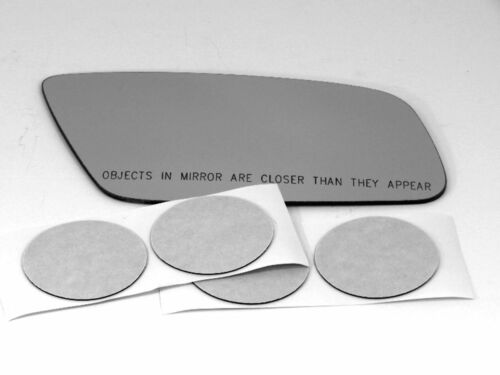 Fits Audi RS6 Right Pass Direct Fit Over Mirror Glass Lens for Auto Dim Type