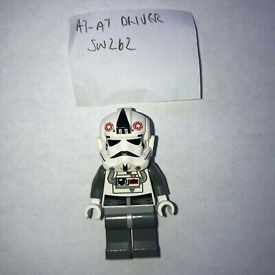 SW262 NEW LEGO AT-AT DRIVER FROM FROM SET 8084 STAR WARS EPISODE 4//5//6