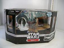 Star Wars ORIGINAL TRILOGY COLLECTION SLAVE 1 OTC w/BOBA FETT  ~ MISB ~ 2004