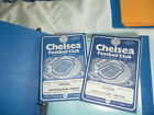 1961/2  CHELSEA HOME PROGRAMMES - CHOOSE FROM LIST