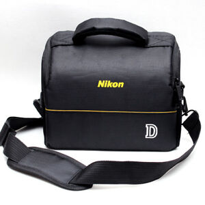 Image Is Loading Nikon Camera Bag Case Strap Belt Rain Cover