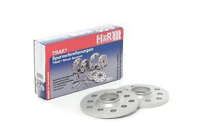 H&R Trak+ 15mm DR Spacer Bolt Pattern 5/110 CB 65.1 Bore Bolt Thread 14x1.5 -