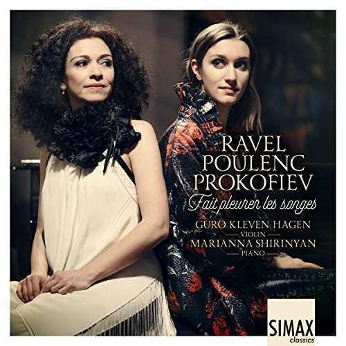 Hagen Guro Kleven /m.Shirinyan - Fait Pleurer Les Songes Neue CD