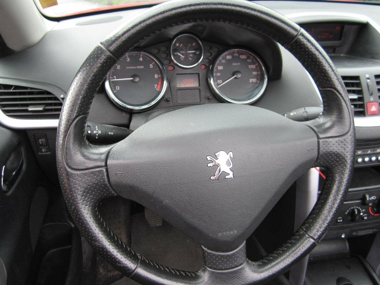 Brugt Peugeot 207 CC i Solrød og omegn