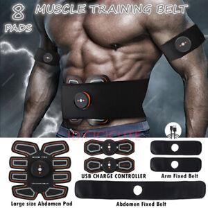 Smart-Abs-Stimulator-Training-Fitness-Gear-Muscle-Abdominal-Toning-Belt-Trainer