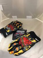 Joe Rocket Mens Extra Large Artime Joe Motorcycle Gloves Piece Maker