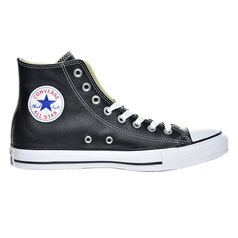 Converse Chuck Taylor HI Homme Chaussures Noir All Star High Top Sneaker 132170c