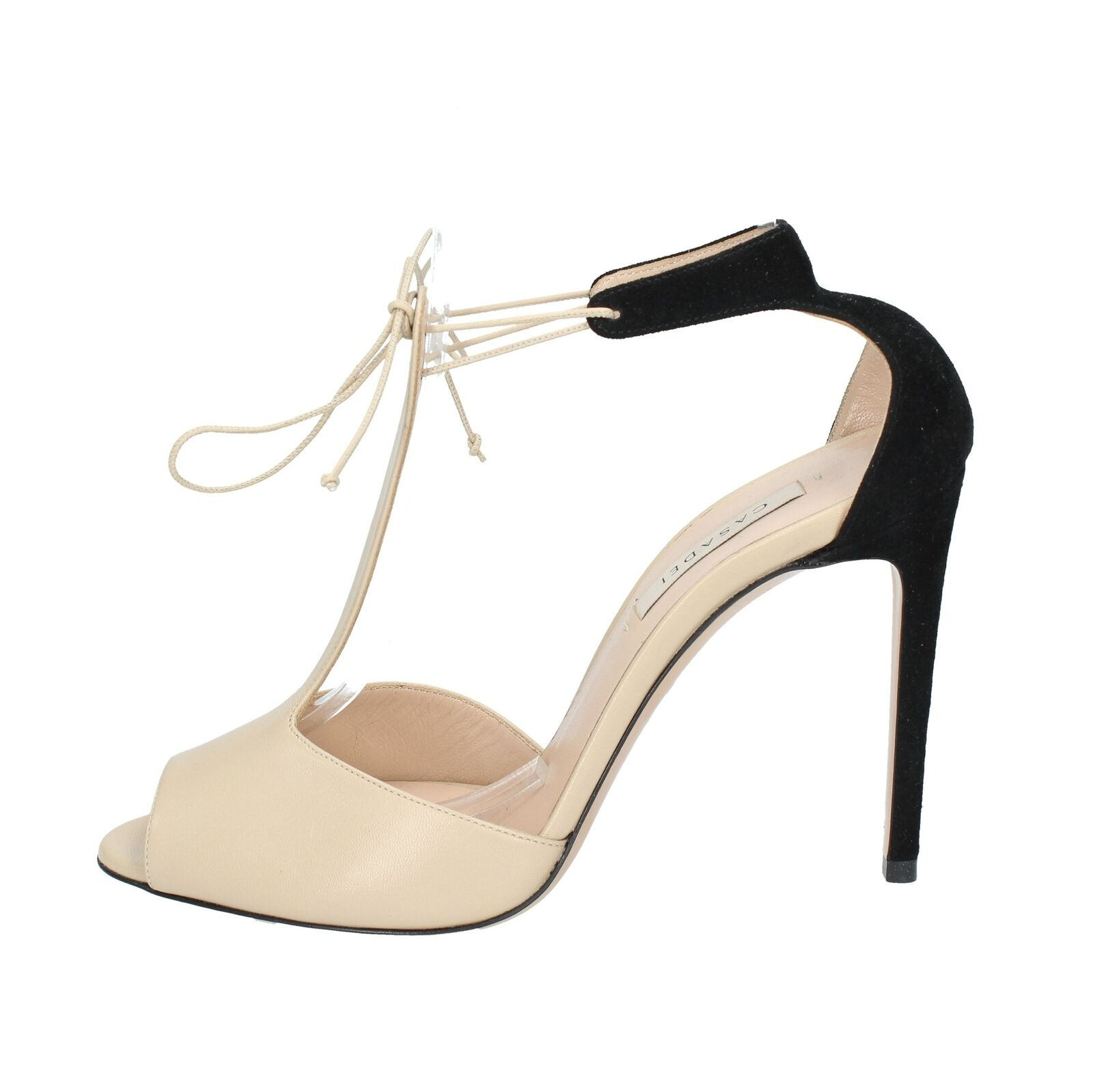 Tv3707 Womens Sandals CASADEI 37 Womens Beige