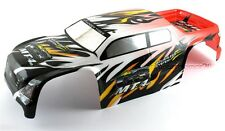 Thunder Tiger 1:8 MT4-G3 Factory Painted RTR Body Set (Red) PD9042-R