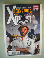WOLVERINE & THE X-MEN#3 Marvel 2014 Jorge Molina 1:50 Variant Cover Nightcrawler