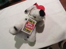 Dog, Stuffed Animal, Dalmation, American Toy and Novelty Co.