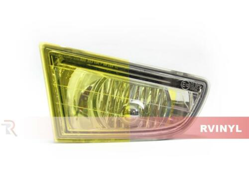 Rtint Headlight Tint Precut Smoked Film Covers for Kia Optima 2009-2010