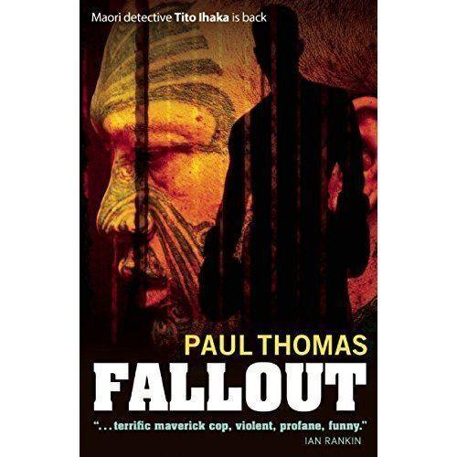 1 of 1 - Fallout (Tito Ihaka), Paul Thomas, New Book