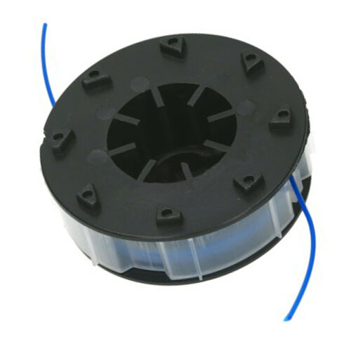 5m Twin Line /& Spool for B/&Q PP5002 Strimmer Trimmer x 2 Lines