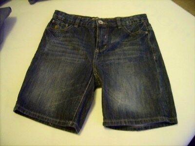 Edc By Esprit Denim Damen Jeans Shorts Kurze Hose Gr. 26 Boyfriend