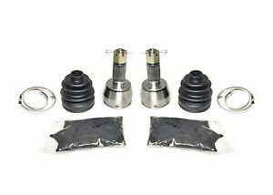 2015-Polaris-RZR-XP-1000-4x4-Pair-of-Front-Axle-Outer-CV-Joint-amp-Boot-Kits