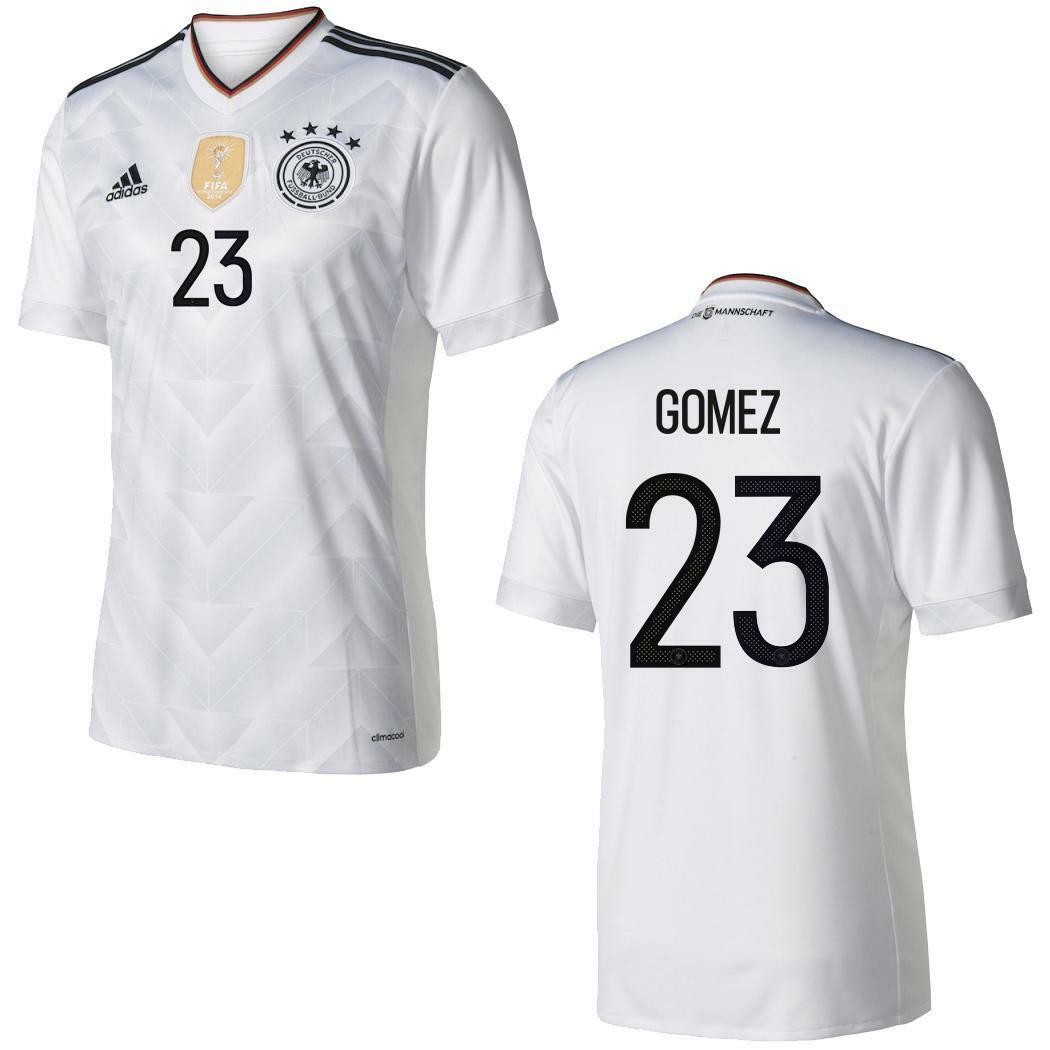 Adidas DFB Home Home Home Deutschland Heimtrikot Confederations Cup 2017 mit Flock b1aae1