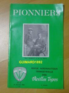 Revue-Pionniers-Les-Vieilles-Tiges-n-15-15-janvier-1967
