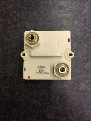 EBG UXP600-9 393 Ohm 600W 5/% Ultra High Power Resistor Non-Inductive