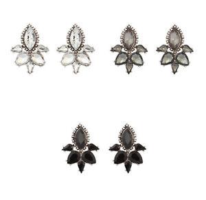 Fashion-Women-Elegant-Drop-Crystal-Rhinestone-Ear-Stud-Earrings-Jewelry-Gift
