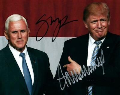 Model REPRINT Teanna Trump Autographed Signed 8x10 Photo