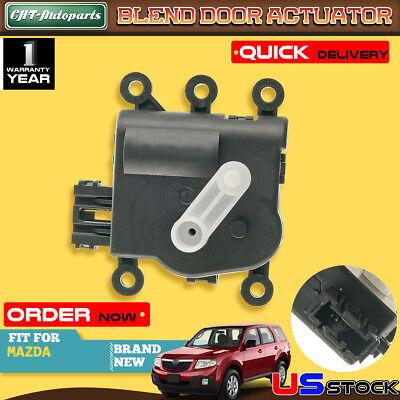 HVAC Heater Blend Door Actuator Dorman 604-811 fits 10-13 Mazda 3