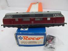 MES-45439 Roco 43523 H0 Diesellok DB 220 027-7 mit Mängel,Funktion geprüft,
