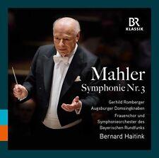 Gustav Mahler / Hait - Gustav Mahler: Symphony No. 3 [New CD]