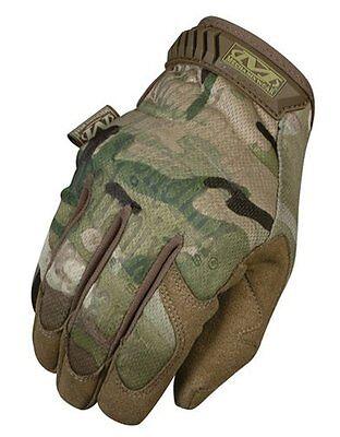 Genuine Mechanix Tactical Original Gloves in Multicam MTP  all sizes