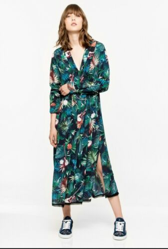 zadig voltaire rocks Jungle Print dress