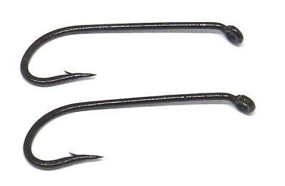 2X Heavy Wire 7999 Fly Tying Hooks QTY 50 Size 10 Classic Salmon Steelhead