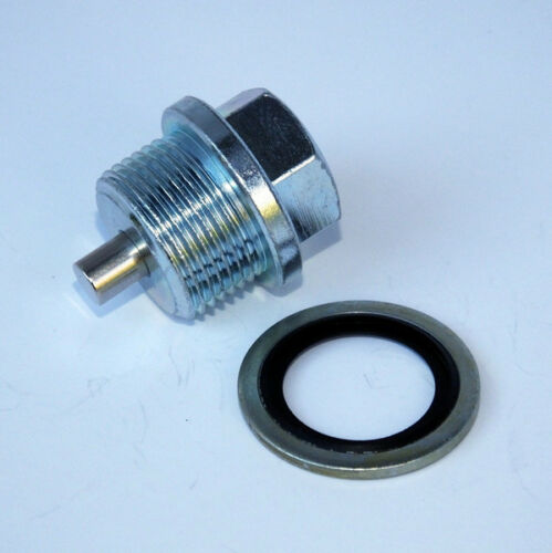 PSR0601 Magnetic Oil Drain Sump Plug BMW 2002 2.0L inline-4 1968-1976