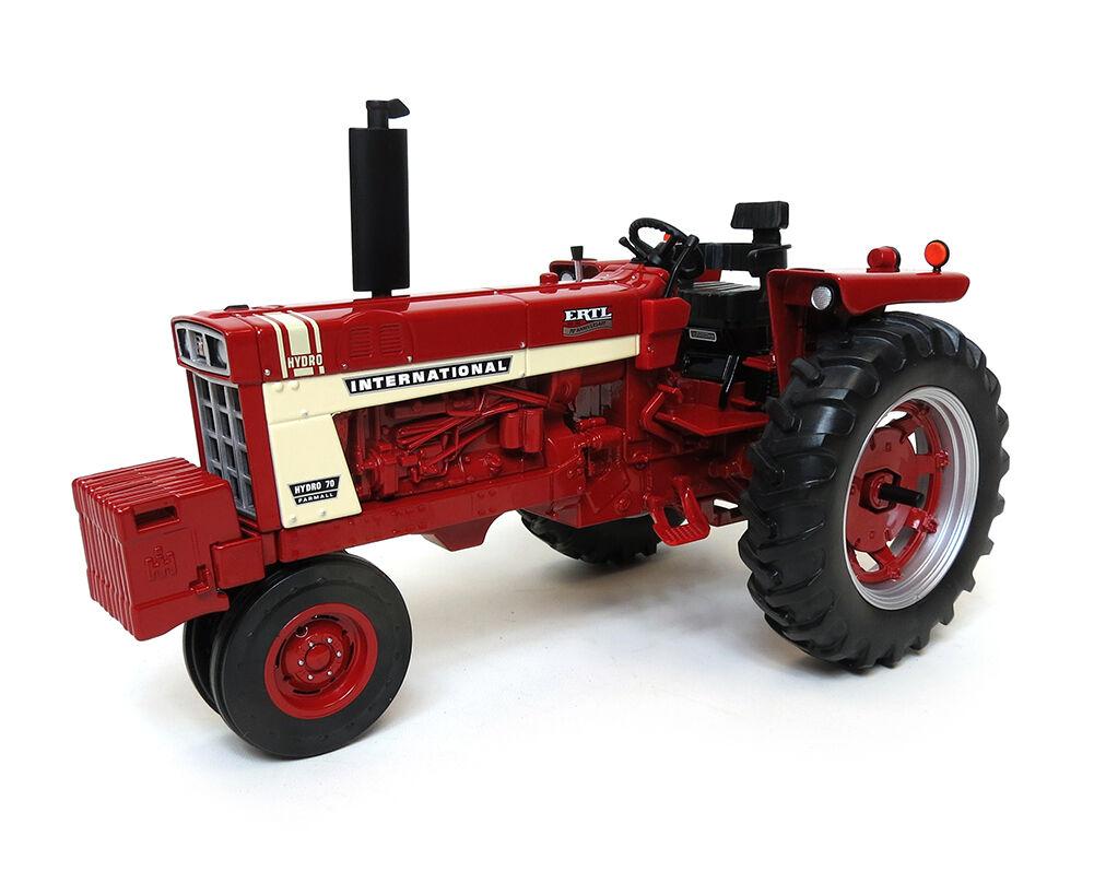 1 16th IH Farmall Hydro 70, ERTL 70th Anniversary Collector Edition