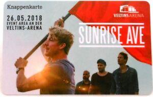 Knappenkarte-FC-Schalke-04-Sunrise-Avenue-2018-Huelle-Restguthaben-8