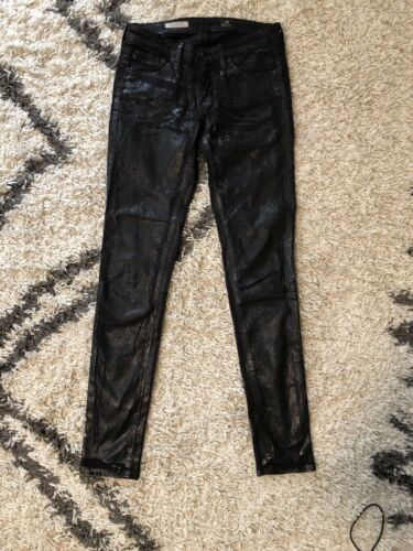 Adriano Donna Skinny 26 Goldshmied Black Fit Denim XwOXx6r