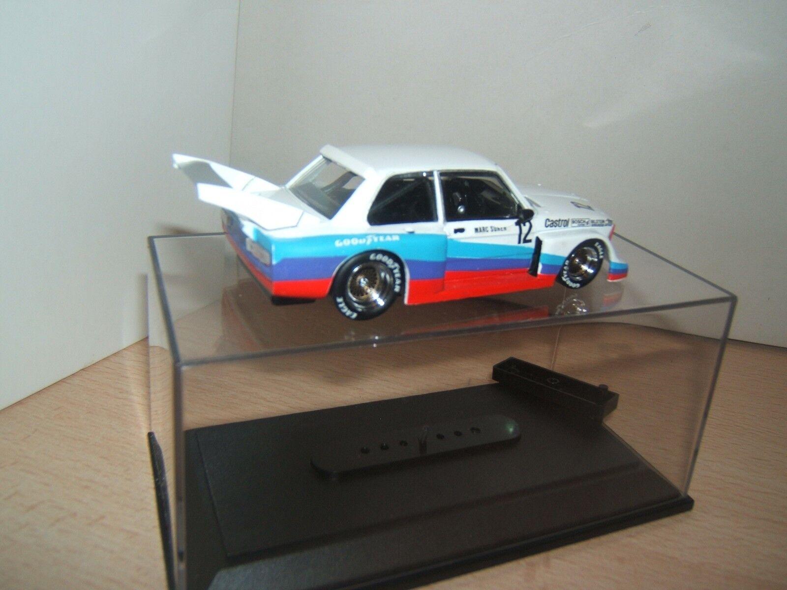 BMW  320 JUNIOR TEAM   1 43EME  QUARTZO