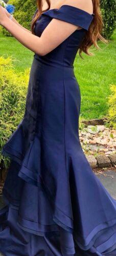 Prom Dress Navy Blue