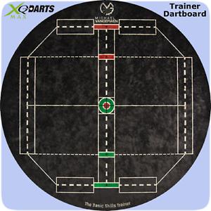 XQMax-Michael-van-Gerwen-Training-Aid-Trainer-Dartboard-MVG-Free-P-amp-P