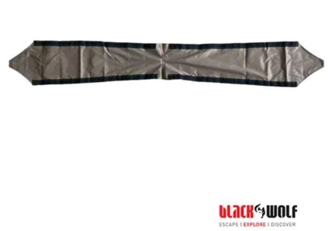 Blackwolf Turbo Lite Extenda Awning Tent Gutter 450 Black Wolf