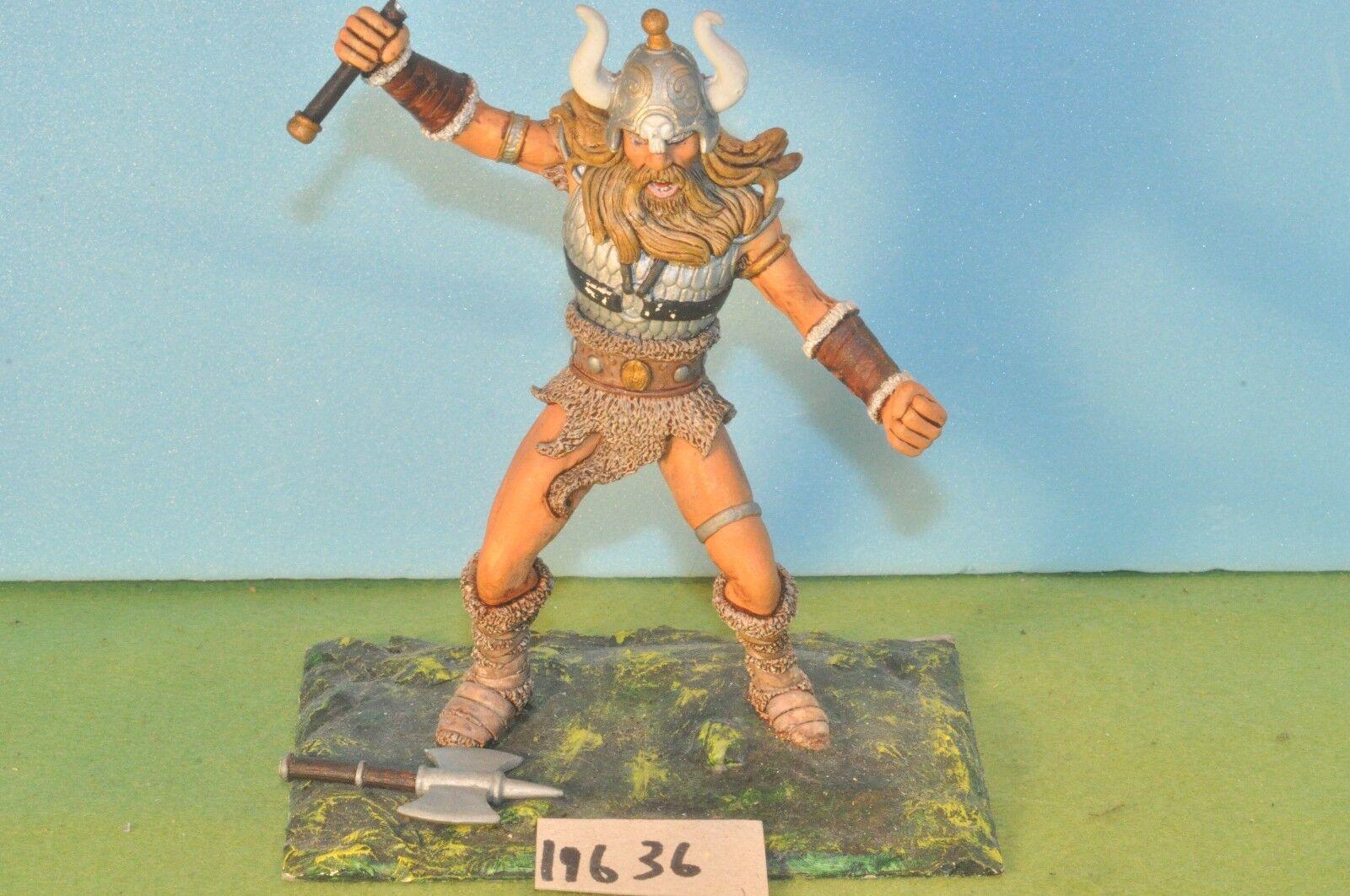 Sigmar Viking gigante de metal warhammer fantasy Conan Ral Partha Ciudadela (20186)